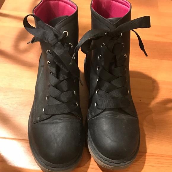 d94c04f43835 Brash Shoes - WOMEN S BLACK BRASH WORKBOOT SIZE 7.5